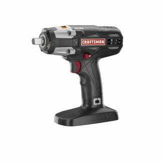 Craftsman C3 Heavy Duty Impact Wrench Review