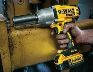 dewalt impact wrench