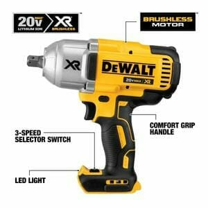 use impact wrench