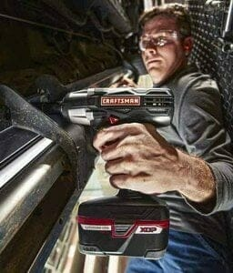 best cordless impact wrenches for automotive works