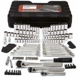Craftsman 165 pc Mechanics Tool Set