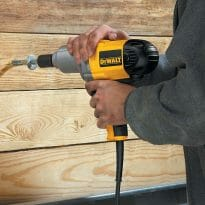 Corded Impact Wrench