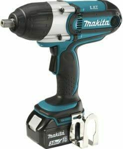 makita xwt041x cordless impact wrench