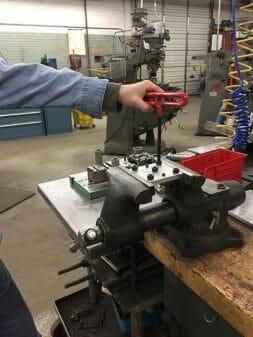 EKLIND 55168 Cushion Grip Hex T-Key allen wrench