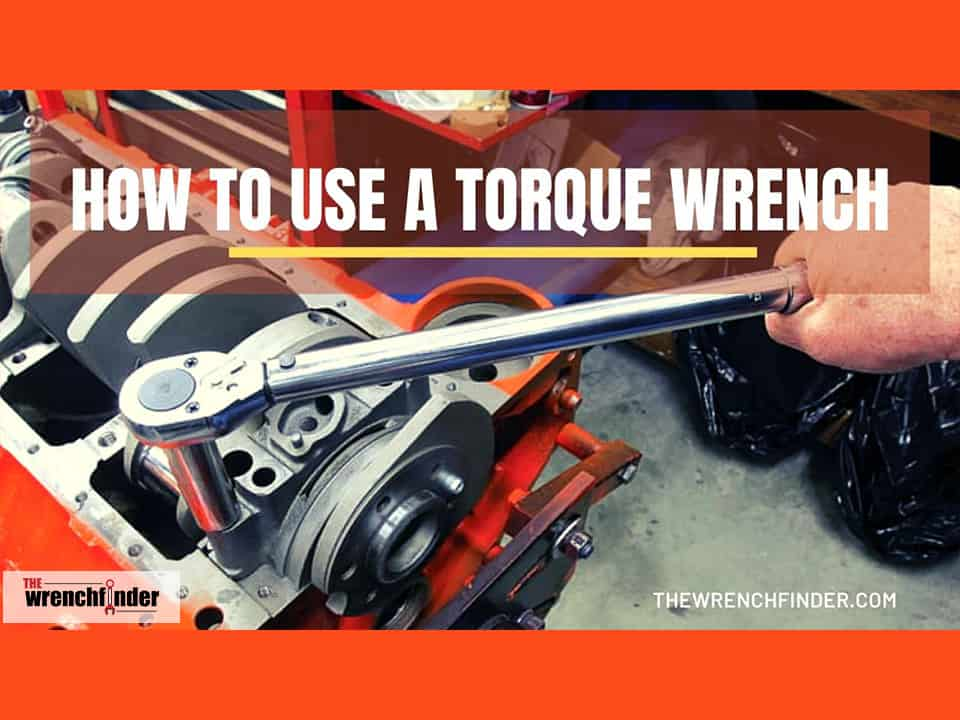 how to use a torque wrench
