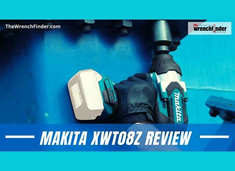 Makita Xwt08z Review