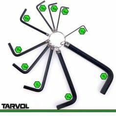 Tarvol Hex Key